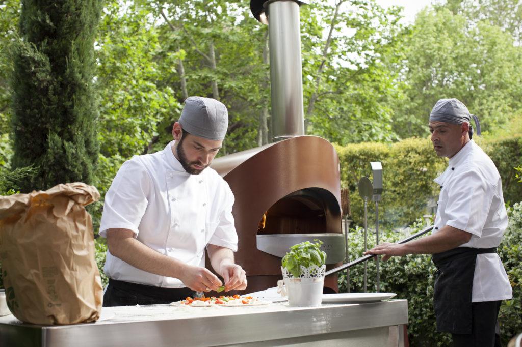 domestic pizza ovens