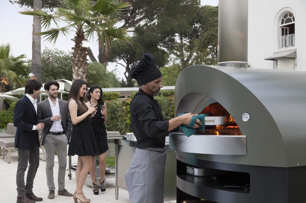 Pizza oven domestic Alfa