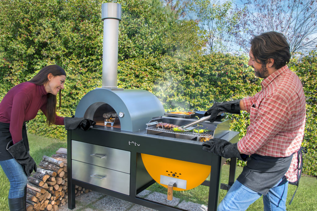 pizza oven toto